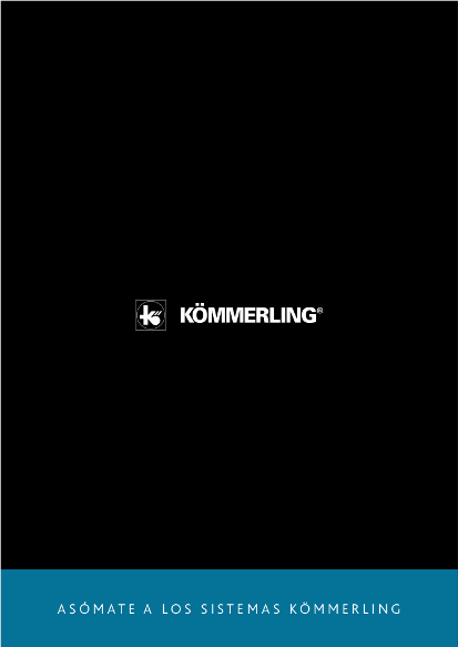 Asómate a los Sistemas Kömmerling