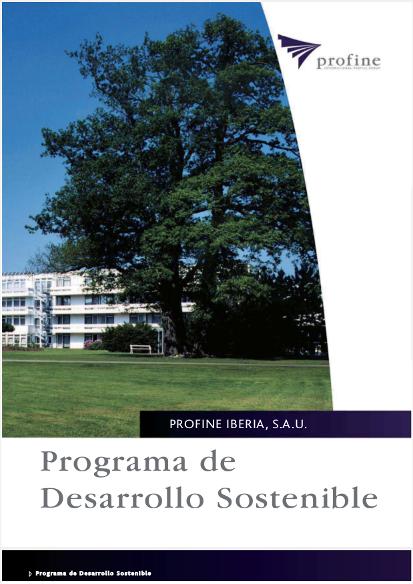 Programa de Desarrollo Sostenible